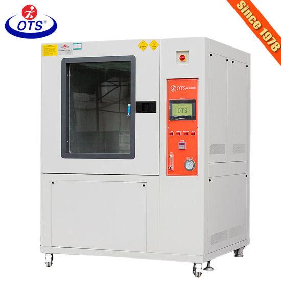 Laboratory IP5X IP6X Sand Dust Resistance Test Equipment