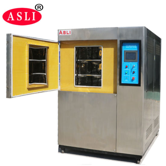 Programmable Thermal Shock Chamber for Battery Thermal Cycle Shock Test
