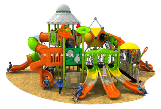 Children Outdoor Climbing Playground Equipment for Park pictures & photos