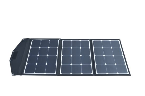 China 120w Foldable Portable Blanket Folding Solar Panel For Rv Camping China Solar Panel Solar Power