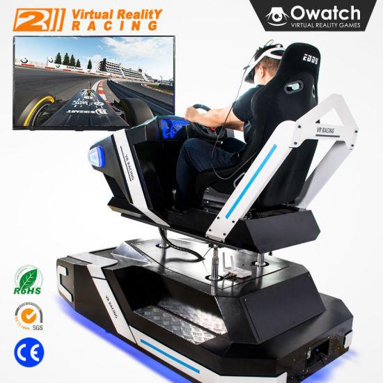 Car Simulator Games >> Hot Item Ultra Realistic Driving Car Game 9d Vr Motion Simulator Racing Car Vr Simulator Games Machine