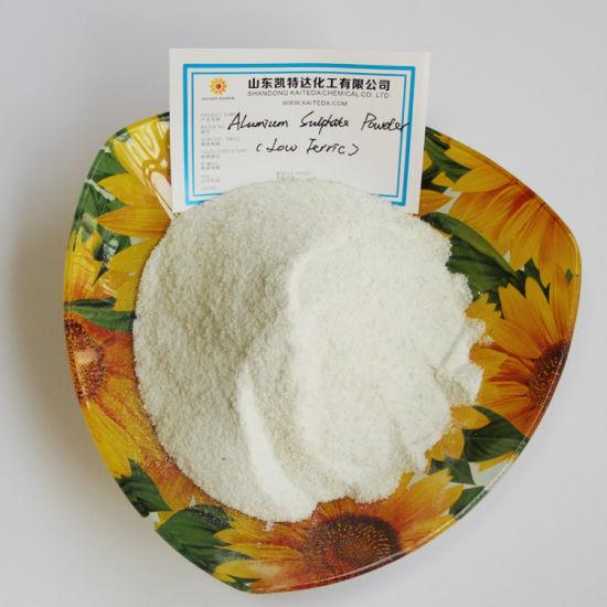 Non Ferric/Low Ferric Aluminium Sulphate Flake/Granular/Powder