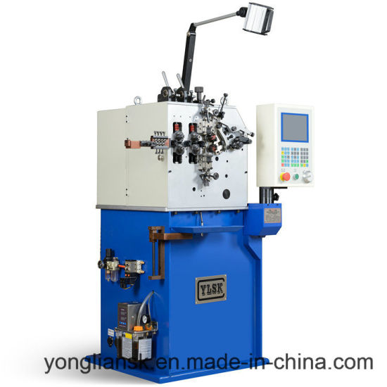 2 Axis CNC Coiling Compression Spring Torsion Spring Wire Making Machine