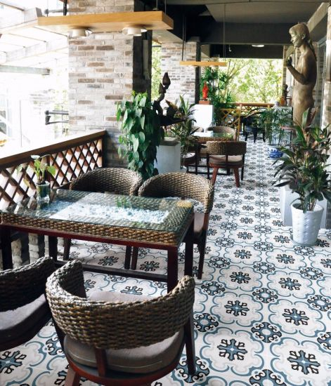 200X200mm Good Price Glazed Design Wall and Floor Ceramic Tile