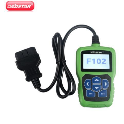 Obdstar Automatic Pin Code Reader F102 for Nissan/Infiniti with Immobiliser and Odometer Function [Ship From Us No Tax]