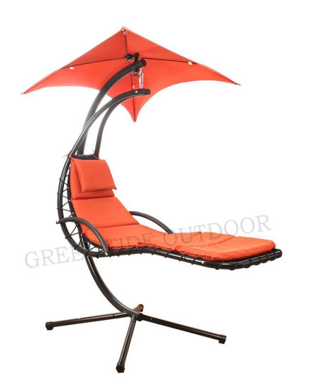 Fantastic Outdoor Garden Furniture Half Moon Egg Swing Indoor Leisure Chair Hammock Cjindustries Chair Design For Home Cjindustriesco