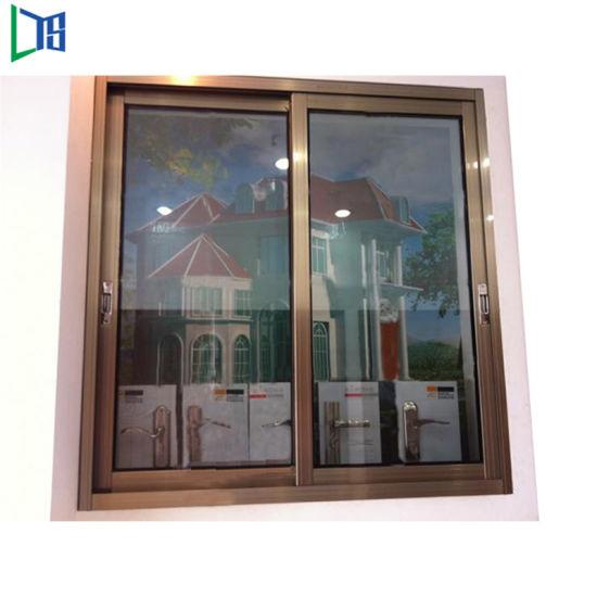 office sliding window doctor's sun proof office used aluminium lowe glass sliding window china