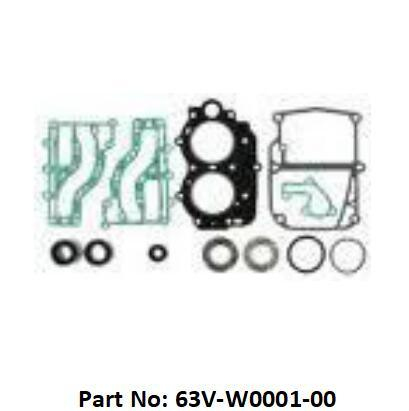 China 2 Stroke Outboard Gasket Kit 6g0-W0001-00 for YAMAHA