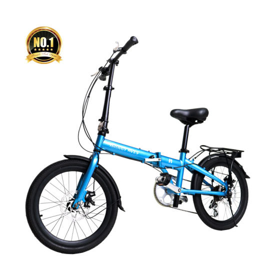 Bicycle Manufacturers Wholesale 20 Inch Aluminum Alloy Folding Bicycles