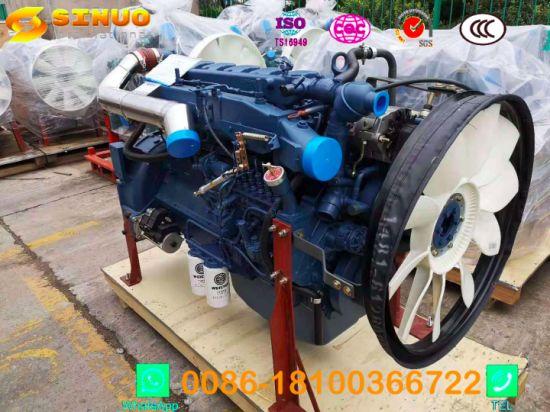Used Weichai Engines 340/380 Gear Box 10/12 Shacman Truck Parts Engine Parts Axle Parts Used Engine for Tipper Trucks Tractor Truck