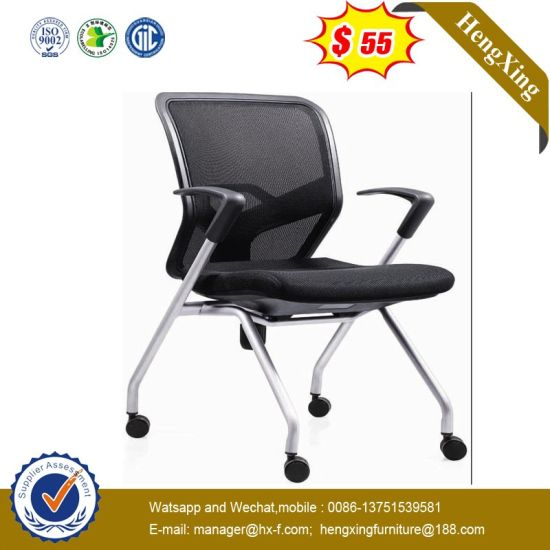 Modern Mesh Fabric Plastic School Office Conference Training Chair pictures & photos