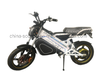 48V500W New Design Electric Motorcycle, Powerful Electric Dirt Bike for Adult (EM-036)