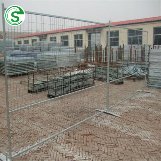 ISO Factory Supply Movable/Portable/Temporary Fencing