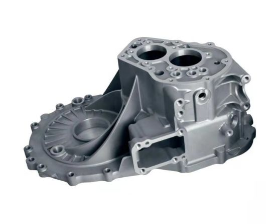 Aluminum Die Casting Gearbox Transmission Cover Foundry