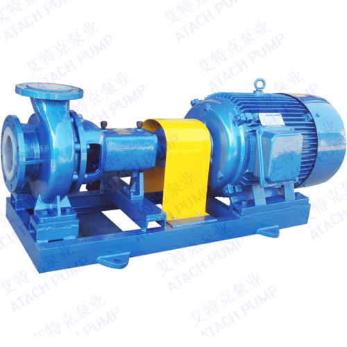 Ihf40-32-160 Fluoroplastics Chemical Centrifugal Pump pictures & photos