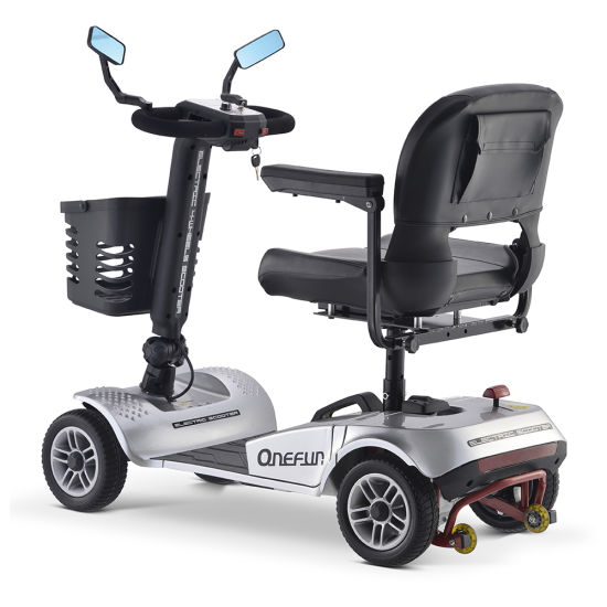 2019 New Foldable Electric Mobility Scooter for Handicappled