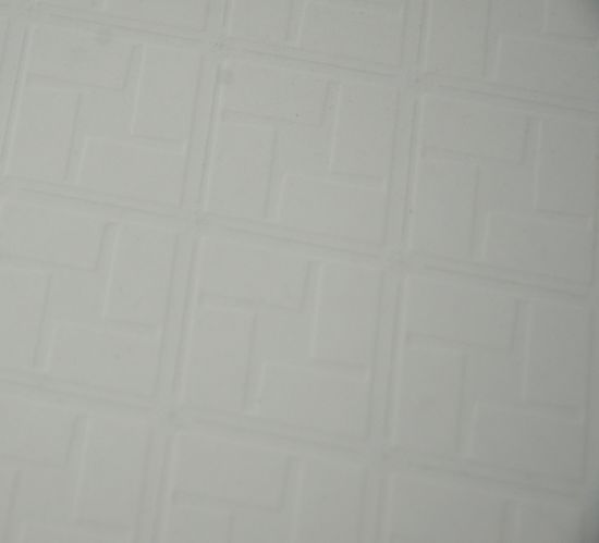 China Daltile Semi Gloss White Accent Ceramic Wall Tile