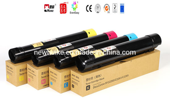 for Xerox C2260 Cmyk Compatible Japan Toner Cartridge for Docucentre IV C2260/2263/2265
