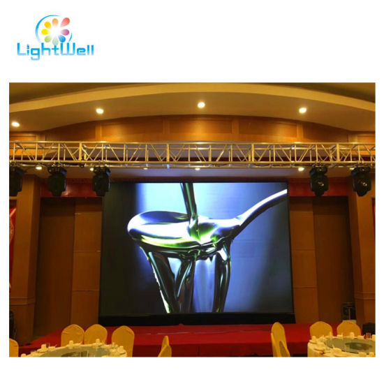 P2.5 Indoor LED Display Screen LED Advertising Board LED Video Wall Display