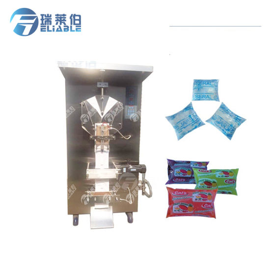 Automatic Wholesale Plastic Bag Water Filling Machine Sachet Water Liquid Filling Packing Machine pictures & photos