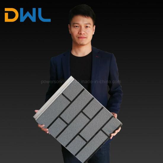 Dwl Exterior Building PU Foam Decorative Facade Cladding Wall Panel