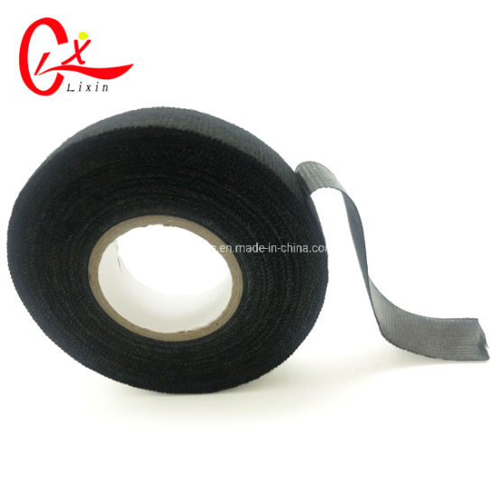 Strange China Fabric Cotton Tape Loom Wiring Harness Cloth Tape Black Wiring 101 Akebwellnesstrialsorg