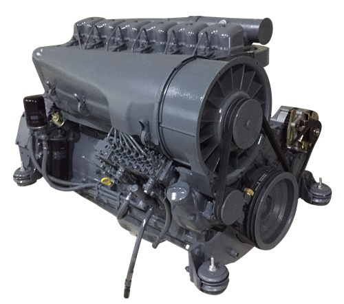 Air Cooled Deutz Diesel Engine (F4L914) pictures & photos