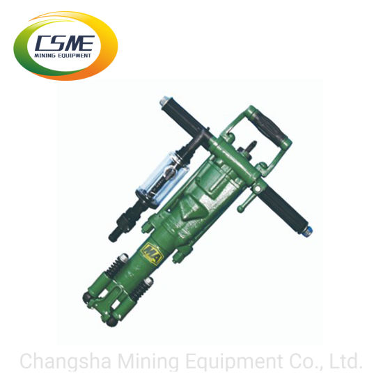 China High Quality Manufacturer for Hard Rock Drilling Tools Y20ly Air Leg Pneumatic Rock Drill pictures & photos