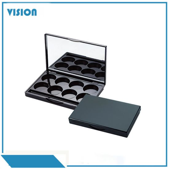 Y080-2 Plastic Cosmetic Shadow Powder Makeup Packaging