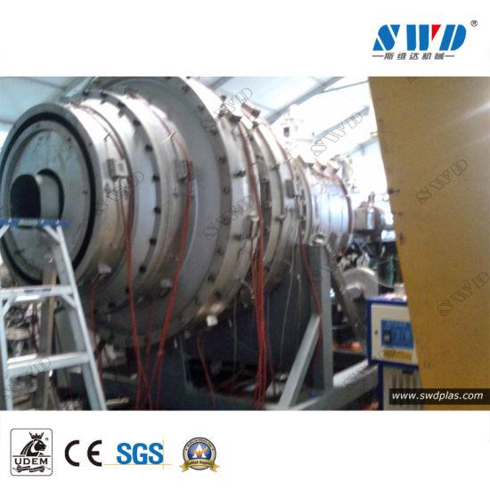 Plastic PE Pipe Machine PE Conduit Extrusion Line High Capacity Automatic Plastic PPR Pipe Extrusion Machine Production Line