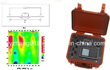 Geophysical Equipment Res and Sp Sounding Instrument Ves Resistivity Meter for Water Detector