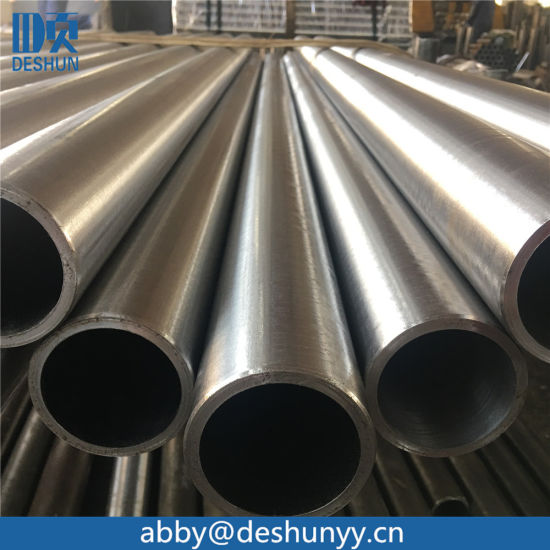 Precision SAE1020/1045 St45 Ck45 St52 E355 Polished Inside Hydraulic and Pneumatic Cylinder Steel Pipe & Tube