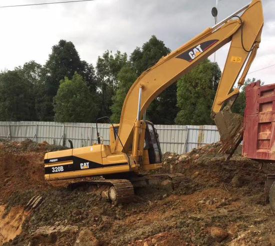 Used Caterpillar 320 Excavator / Cat 320b Cat 320c Excavator