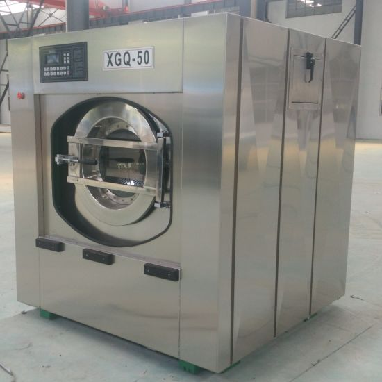 Automatic Hot Water Washer Extractor 50kgs