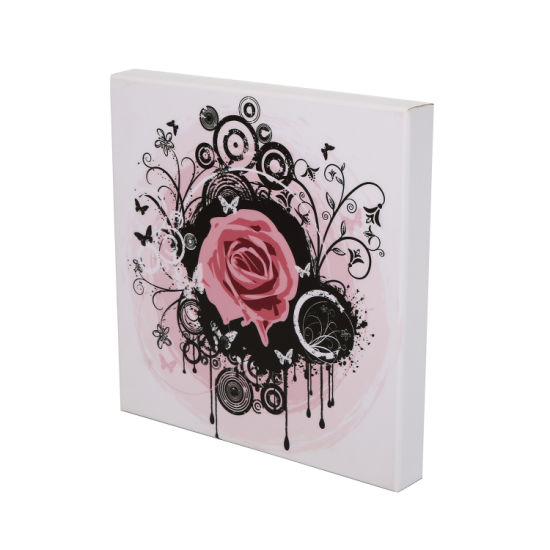 Unique and Customized Canvas Photo Picture Frame for Wall Art