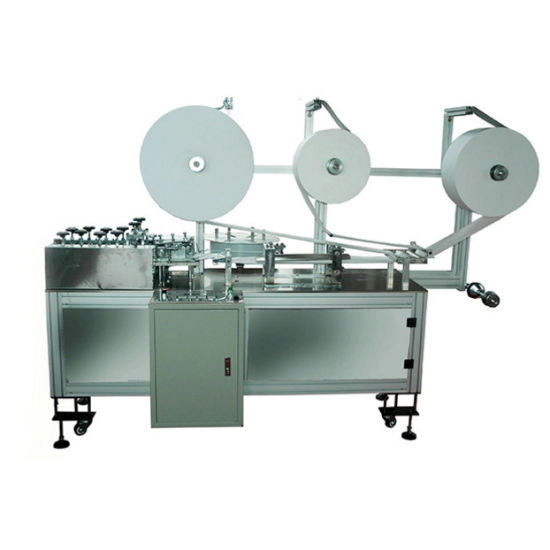 Automatic Disposable Non Woven Mask Cutting Machine
