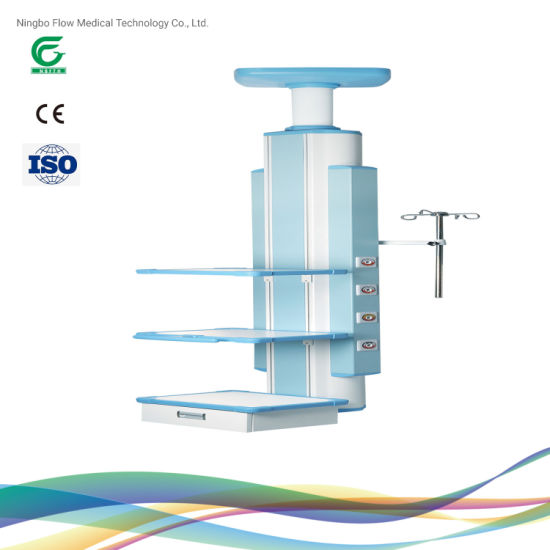 Medical Equipment Products Motorized Ceiling Electric Lifting 500mm and Ratated in 340°