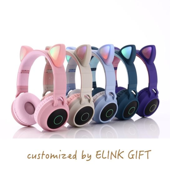 360 Degree Foldable Cat Ear Kids Wireless Bluetooth Headphone For Boys Girls Kids China Bluetooth Headphone And Wireless Headphone Price Made In China Com