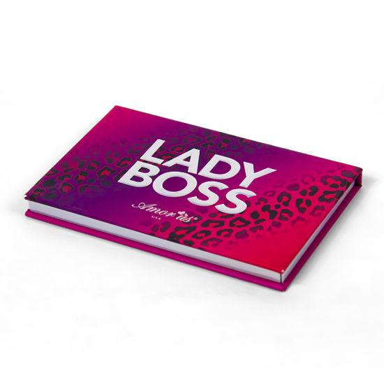 Make up Palette Cosmetics Packaging Gift Box Paper Cardboard Palette Box Eyeshadow Packaging