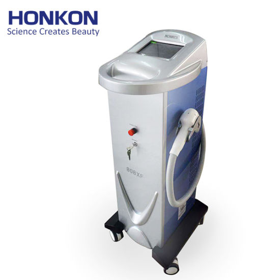 Honkon 800W Vertical 808nm Diode Laser Product Permanent Hair Removal Medical Equipment