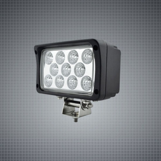 Auto LED Lights 7inch Square 33W LED Working Light
