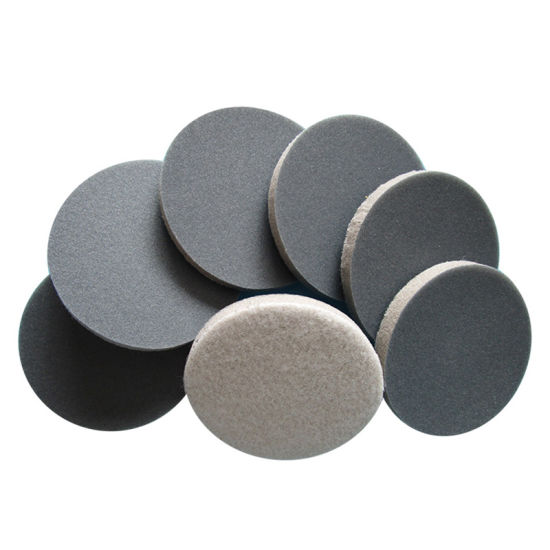 6inch 150mm 300-3000 Grit Hook and Loop Sanding Sponge Sandpaper for Polishing and Grinding Power Tool Accessories