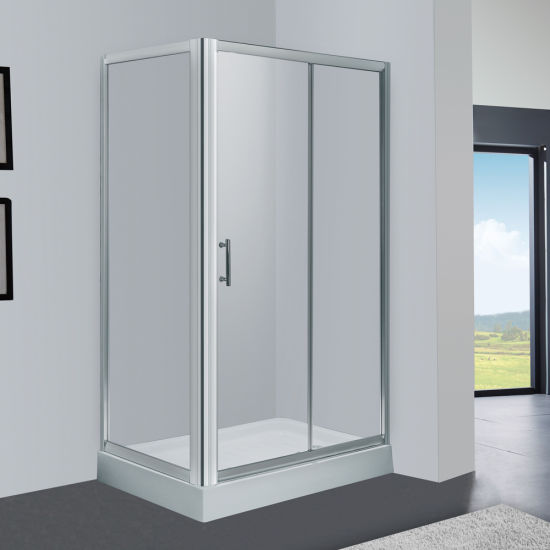 Hot Sale Frame Sliding Shower Glass Door Shower Enclosure