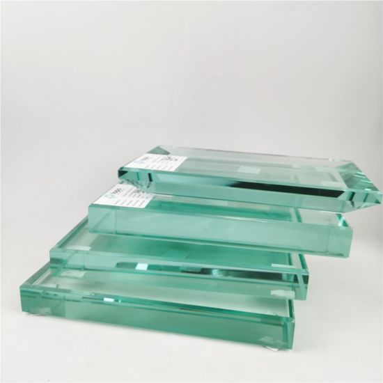 1.9mm-25mm Good Quality Clear Float Glass (W-TP)