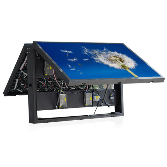 Double Sided P8 Outdoor LED Display for Advertising