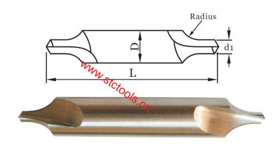 Type R High Speed Steel Center Drill Bits