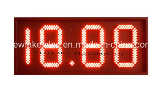10inch LED Gas Price Sign