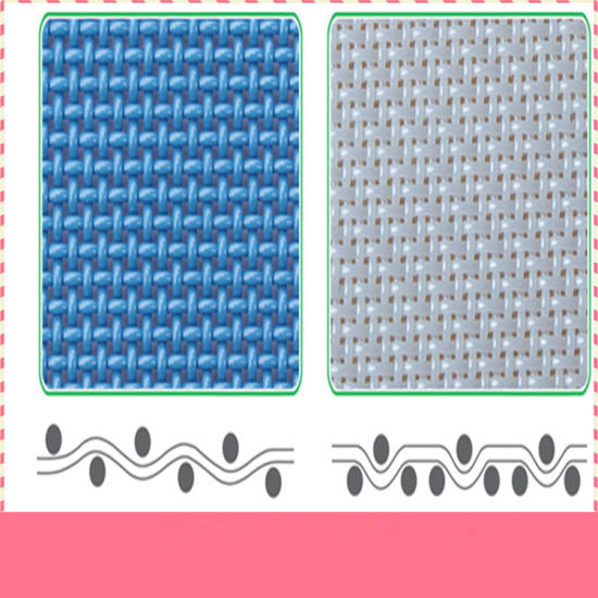 Polyester Conveyor Cloth / Fabric / Belt / Mesh pictures & photos