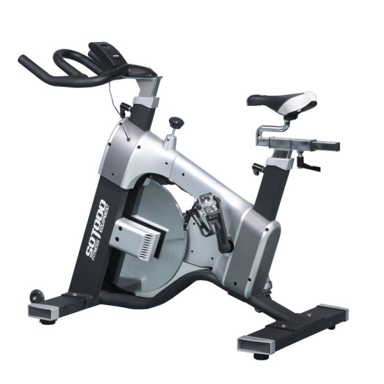 Hot Selling Best Quality Light Commercial Body Exercise Spin Bike for Home
