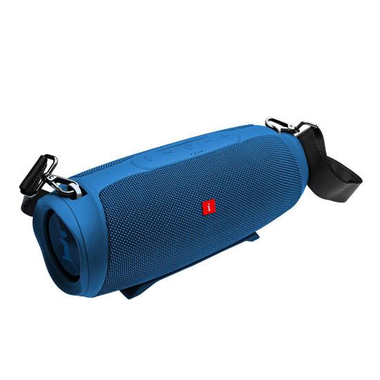 2.5 Inch IP67 Waterproof Dustproof Powerful Mini Bluetooth Speaker with Power Bank